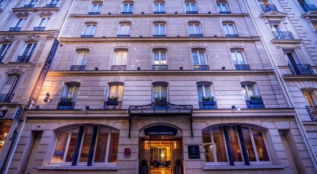 Hotel Pergolese - Paris - Building