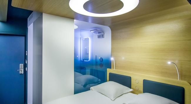 Hotel Odyssey - Paris - Bedroom