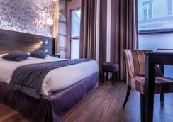 Hotel De Senlis - Paris - Bedroom