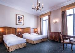 Hôtel Richmond Opera - Paris - Bedroom