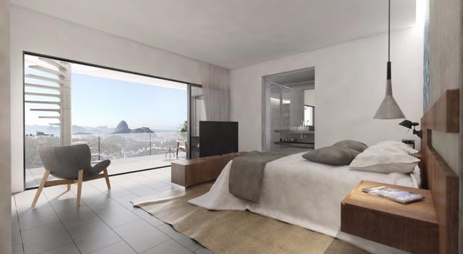Casa Marques Santa Teresa - Rio de Janeiro - Bedroom