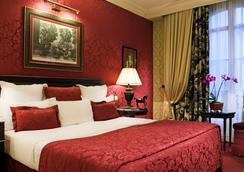 Francois 1er - Paris - Bedroom