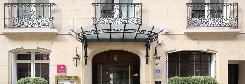 Best Western Premier Trocadero la Tour - Paris - Building