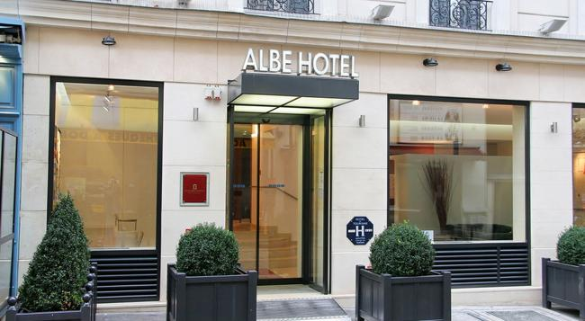 Albe Hôtel Saint-Michel - Paris - Building