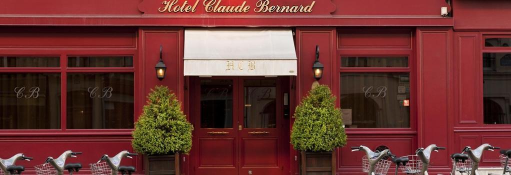 Hotel Claude Bernard Saint Germain - Paris - Building