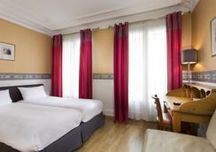 Hotel Claude Bernard Saint Germain - Paris - Bedroom