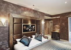 Hotel Des Champs Elysees - Paris - Bedroom