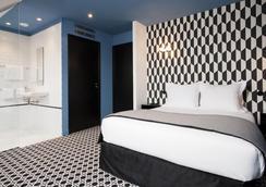 Hôtel Emile - Paris - Bedroom