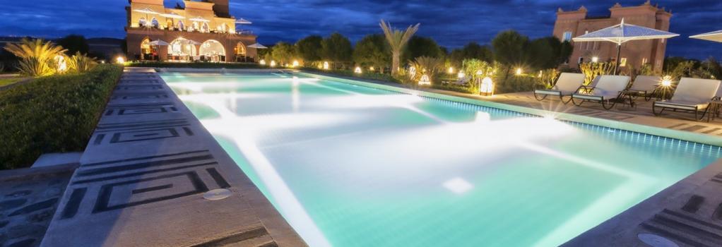 Hotel Sultana Royal Golf - Ouarzazate - Building