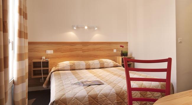 Hotel Au Pacific - Paris - Bedroom