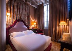 Hotel Odéon Saint Germain - Paris - Bedroom