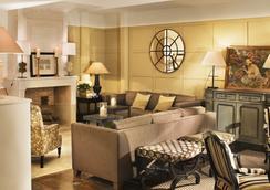 Hotel Saint Vincent - Paris - Lobby
