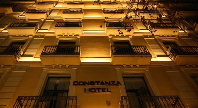 Hotel Constanza - Barcelona - Building