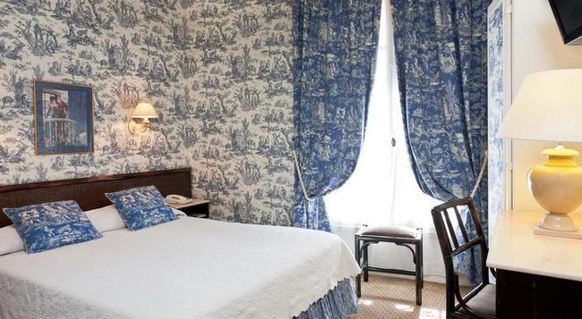 Hotel Le Clement - Paris - Bedroom