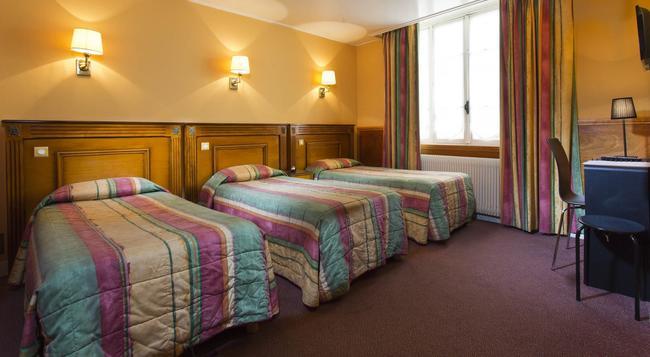 Hôtel Pavillon Montmartre - Paris - Bedroom