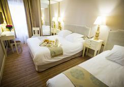 Hôtel Champerret Héliopolis - Paris - Bedroom