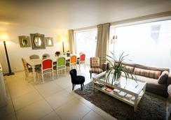 Hôtel Champerret Héliopolis - Paris - Lounge