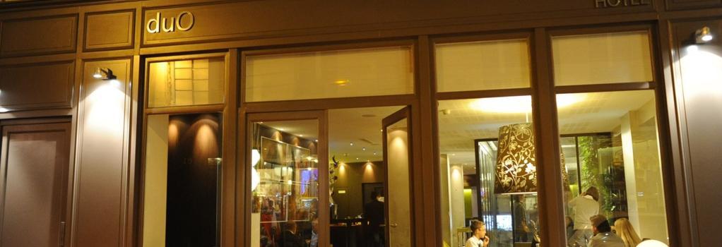 Hotel Duo - Paris - Building