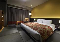 Hotel Sunroute Plaza Shinjuku - Tokyo - Bedroom