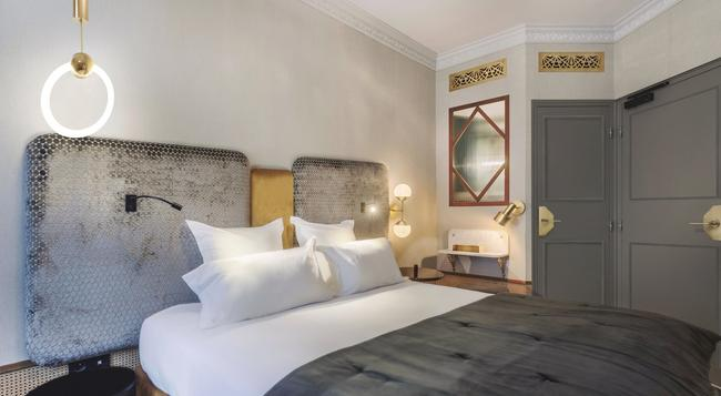 Handsome Hotel By Elegancia - Paris - Bedroom