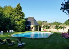 Le Château D'audrieu - Caen - Pool