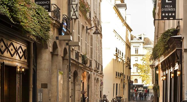 Hotel Villa d'Estrees - Paris - Building