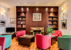 Hotel Roosevelt - Lyon - Lounge