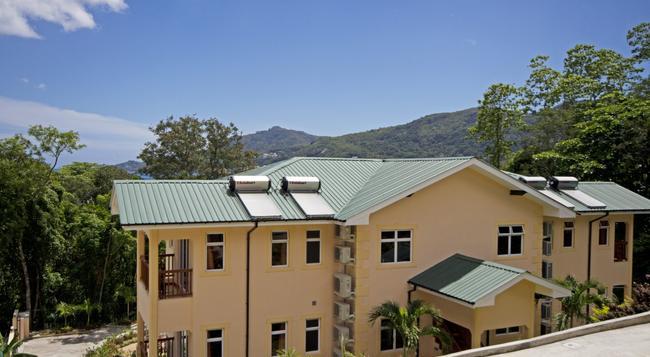 The Palm Seychelles - Mahe Island - Building