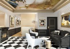 Hôtel Eiffel Petit Louvre - Paris - Lobby