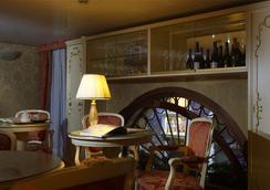 Hotel Becher - Venice - Lounge