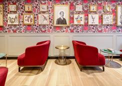 Xo Hotel - Paris - Lounge