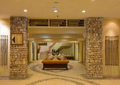 Elephant Hills Resort - Victoria Falls - Lobby