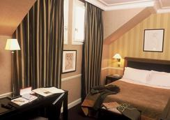 Hotel Victoires Opera - Paris - Bedroom