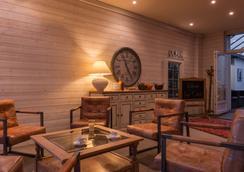 Hôtel - Spa - Restaurant Vent d'Ouest - Le Havre - Lobby
