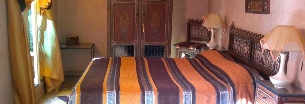 Riad Habib - Marrakesh - Bedroom