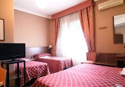 Hotel Derby - Rome - Bedroom