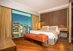 Hotel Cumbres Vitacura - Santiago - Bedroom