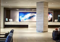 Irvine Marriott - Irvine - Lobby