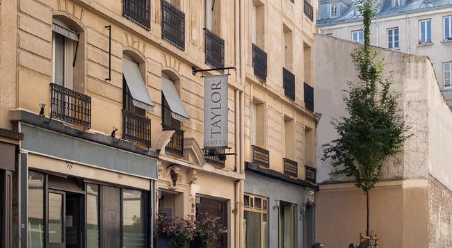 Taylor Hotel - Paris - Building