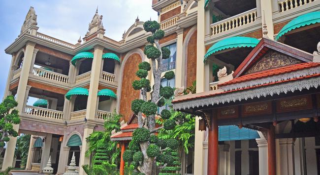 La Tradition d'Angkor Boutique Resort - Siem Reap - Building