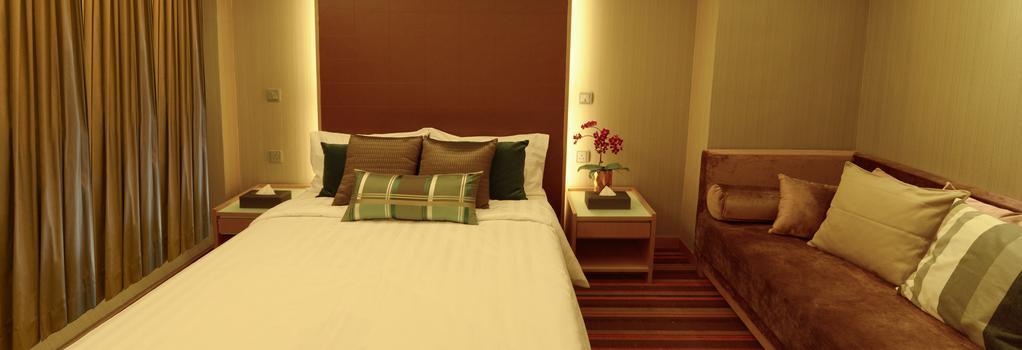 Casa Deluxe Hotel - Hong Kong - Bedroom