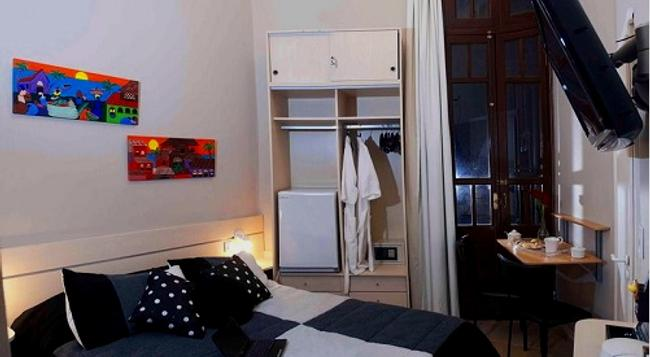 Amable Buenos Aires Hostel Boutique - Buenos Aires - Bedroom