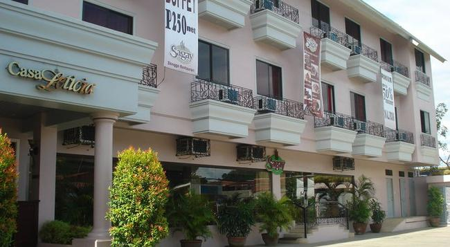 Casa Leticia Business Inn - Davao City - Building