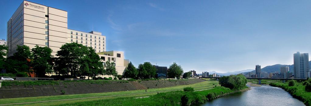 Premier Hotel -Tsubaki- Sapporo - Sapporo - Building