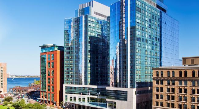 InterContinental Boston - Boston - Building