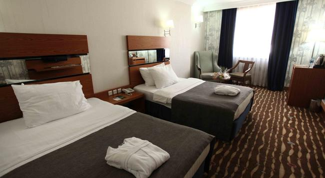 The Green Park Hotel Taksim - Istanbul - Bedroom