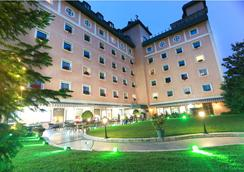 The Green Park Hotel Merter - Istanbul - Outdoor view