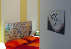 In Itinera Atelier B&B - Palermo - Bedroom