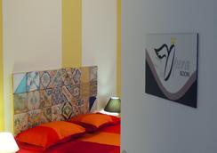 In Itinera Atelier B&B - Palermo - Bedroom