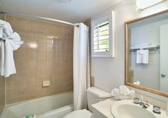 Blue Marlin Motel - Key West - Bathroom